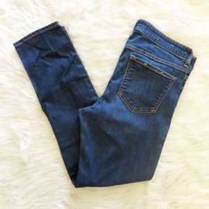 Anthro Pilcro and The Letterpress Stet Skinny Jean